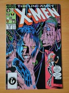 Uncanny X-Men #220 Direct Market Edition ~ NEAR MINT NM ~ 1987 Marvel Comics