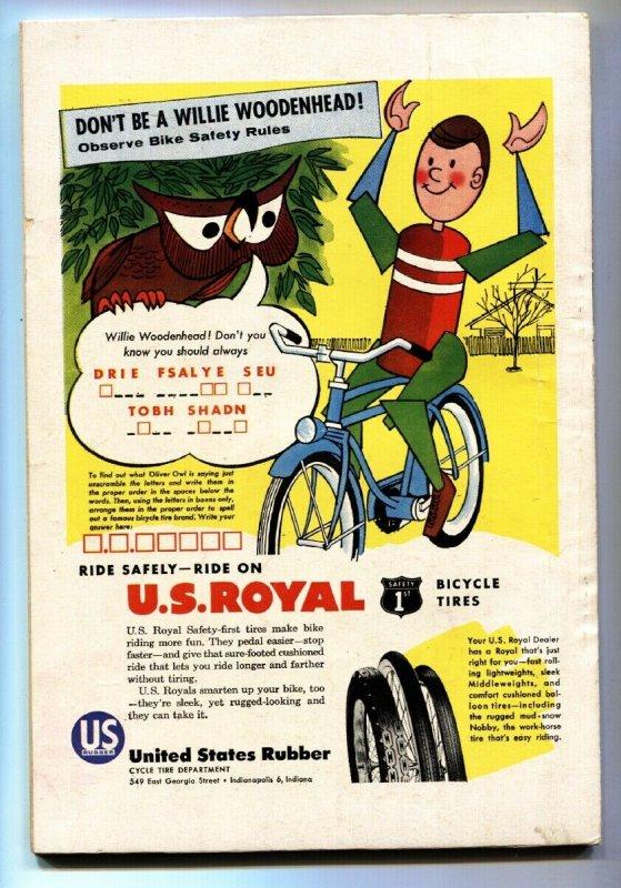 ARCHIE ANNUAL #11 1959-JUGHEAD-BETTY & VERONICA-GIANT comic book g-