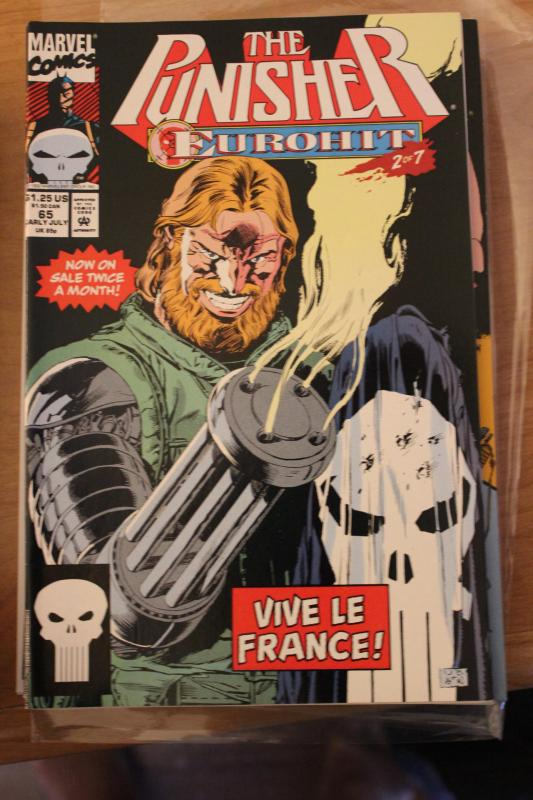 The Punisher  65 NM