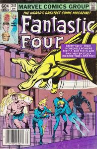 Fantastic Four (Vol. 1) #241 (Newsstand) FN; Marvel | save on shipping - details