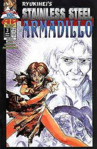 Stainless Steel Armadillo #3 VF/NM; Antarctic | save on shipping - details insid