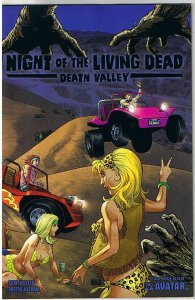 NIGHT of the LIVING DEAD Death Valley #1, NM+, Wrap, 2011, more NOTLD in store