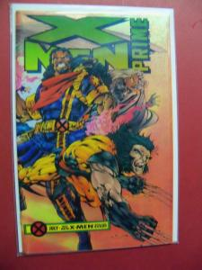 X-MEN PRIME no number WRAP-AROUND FOIL COVER  VF/NM (9.0) OR BETTER