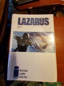 Lazarus #24 (2016)