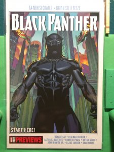 Black Panther-Start Here! #1