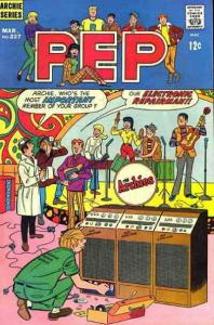 Pep #227 VG; Archie | low grade comic - save on shipping - details inside