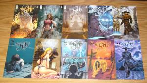 the Gift #1-14 VF/NM complete series - raven gregory - image comics set lot