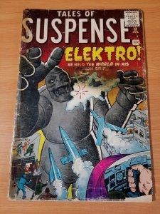 Tales of Suspense #13 ~ FAIR - GOOD GD ~ (1961, Marvel Comics)