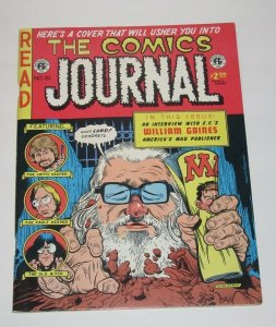 The Comics Journal #81 May 1983 Fantagraphics VF/NM