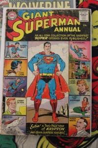 Giant Superman Annual 1 Poor
