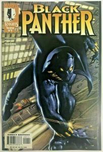 BLACK PANTHER#1 VF/NM 1998 MARVEL COMICS