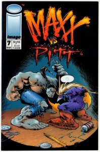 The Maxx #7 (VF/NM) ID#MBX3