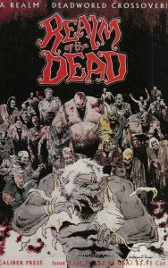 Realm of the Dead #2 VF/NM; Caliber | save on shipping - details inside