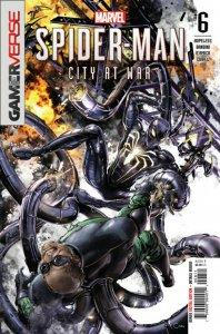 Spider-Man City At War #6 (Marvel, 2019) NM