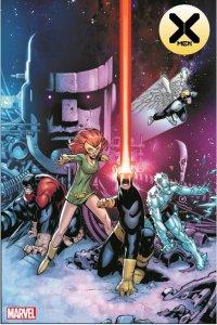 X-Men #1 (2019) 1:100 Bachalo Hidden Gem Variant