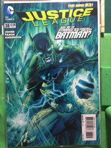 Justice League #38 The New 52