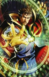 Doctor Strange #14 Battle Lines Variant (Marvel, 2019) NM