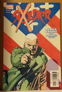 Soldier X #10 (2003)