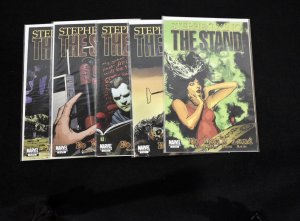 The Stand: No Man's Land #1-4 (Marvel, 2011)