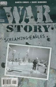War Story: Screaming Eagles #1 VF/NM; DC   save on shipping - details inside