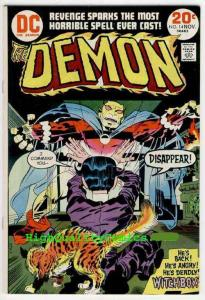 DEMON #14, VF+/NM,  Jack Kirby, 1972, WitchBoy, Occult, Magic, more JK in store