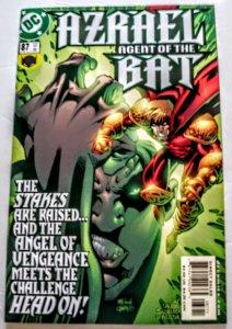 Azrael Agent Of The Bat #87 (VF/ VF+) 2002 DC Comics ID#SBX5