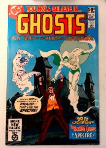 Ghosts #98 DC 1981 VF- Bronze Age Comic Book 1st Print