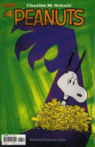 Peanuts (Boom, Vol. 2) #4 VF; Boom! | save on shipping - details inside