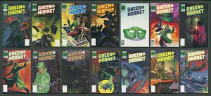 Green Hornet #1 to #14 (Complete Run) / 9.4 NM  1989