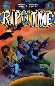 Rip In Time 2  F/VF  Richard Corben 1986 Fantagraphics Press