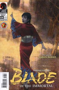 Blade of the Immortal #116 FN; Dark Horse   save on shipping - details inside