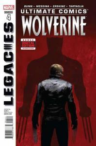 Ultimate Comics Wolverine #4, NM (Stock photo)