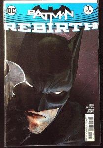 Batman: Rebirth #1 (2016)
