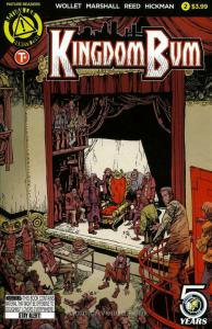 Kingdom Bum #2 VF/NM; Action Lab | save on shipping - details inside