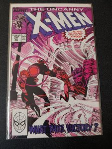 THE UNCANNY X-MEN #247 COPPER AGE VF/NM