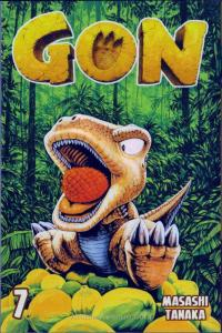 Gon (Kodansha) #7 VF/NM; Kodansha | save on shipping - details inside
