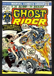 Ghost Rider #3 (1973)