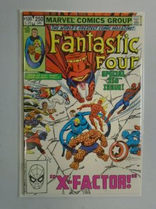 Fantastic Four #250 Direct edition 8.0 VF (1983 1st Series)