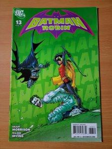 Batman and Robin #13 ~ NEAR MINT NM ~ 2010 DC Comics
