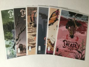 Pretty Deadly 1-6 1 2 3 4 5 6 Lot Nm Near Mint Image