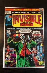 Supernatural Thrillers #2 (1973) FN/VF
