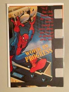Spider-Man Work in Progress #1 8.0 VF (1994)