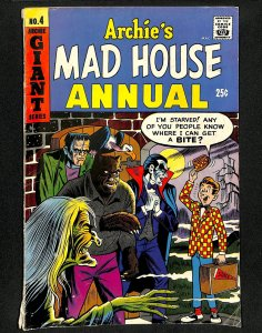 Archie's Madhouse Annual #4 (1966)