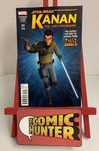Star Wars Kanan #1 (Marvel 2015) 1st Kanan 1st Cameo Ezra & Subine (8.5)