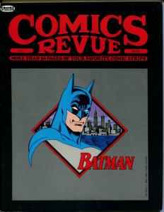 Comics Revue #45 1990-Phantom-Batman-Calvin & Hobbes-Flash Gordon-Latigo-VF