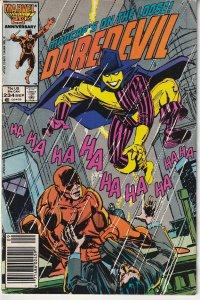 Daredevil(vol. 1)# 234   Madcap is Back !
