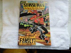 1983 FIRST COMICS STAR SLAYER. # 11