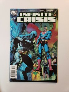 Infinite Crisis #3  Variant VF/NM 2006 DC 1st App. of Jamie Reyes Blue Beetle
