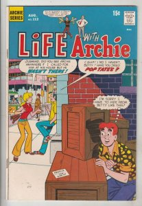 Life with Archie #112 (Aug-71) NM- High-Grade Archie, Jughead, Betty, Veronic...