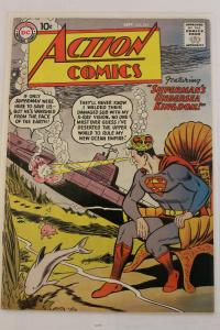 Action Comics #244 (DC, 1958) Condition: FN